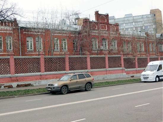Паллиативные больницы в москве